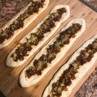 French Onion Challah ~ The Dreams Weaver