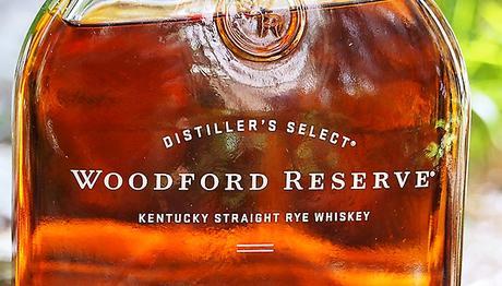 Woodford Reserve Distiller's Select Rye Whiskey Label