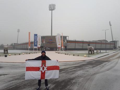 Śmieszne Historie o Piłce Nożnej w Polsce: Introducing Bruk-Bet Termalika Nieciecza, Europe's Smallest Ever Top Flight Football Club