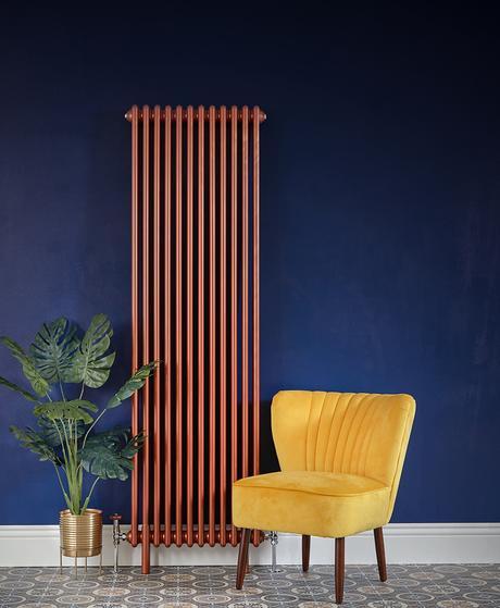 BestHeating Radiators - metallic copper radiator