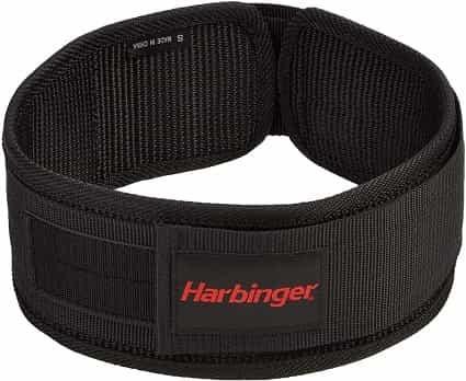 Best Budget Weight Lifting Belt - Harbinger Belt