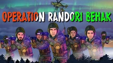 Salute the great martyrs of motherland - Operation Randori Behak