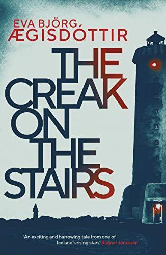 The Creak on the Stairs by @evaaegisdottir