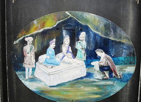 Anglo-Maratha War - British defeat and the Treaty of Salbai