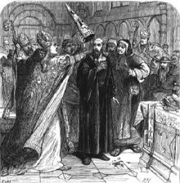 Sunday Martyr Moment: John Huss,