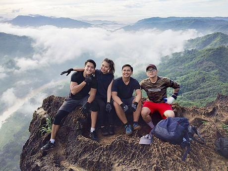one of our Mt. Pamitinan hikes