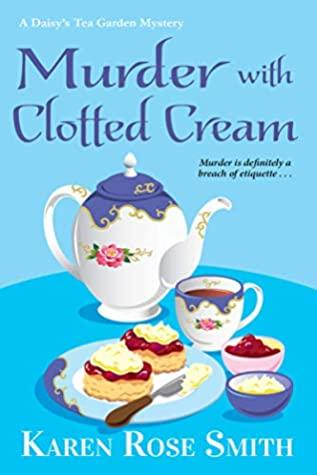Murder with Clotted Cream by Karen Rose Smith - Feature and Review