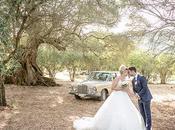 Romantic Summer Wedding Wonderful Olive Grove Kefalonia Island Chloe Steven