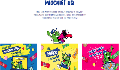 Embracing Your Inner Mischief Maker With MAOAM (AD)