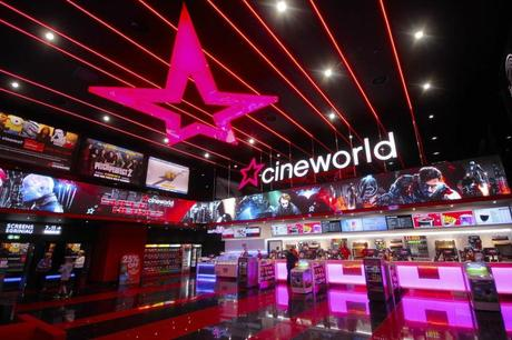 Cineworld to reopen all UK Cinemas in July!