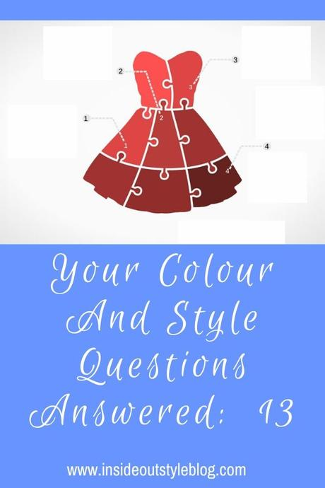 Your Colour and Style Questions Answered on Video: 13 – Fit Issues, Online Shopping, Uniform Dressing, Changing Hair Colour, Proportional Dressing