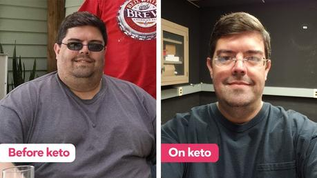 """""""Keto is the key to finally keeping the weight off for good!"""""""