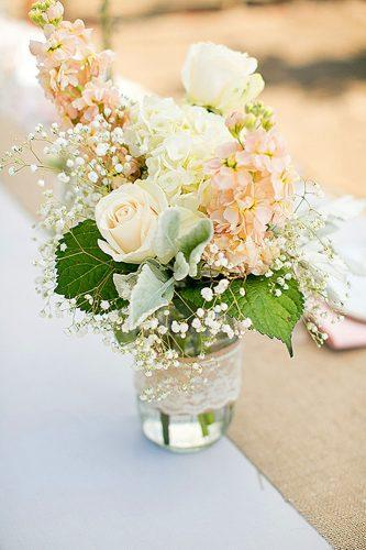mason jars wedding centerpieces 5