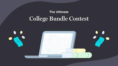 College Students: Enter for the Chance to Win a Laptop and Cash in the Ultimate College Bundle Contest