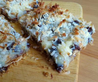 Magic Cookie Bars, Small Batch