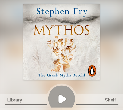 Audio book review greek myths
