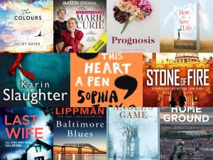 May 2020 Round-Up on the Book Lover's Boudoir