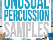 Unusual Percussion Samples Sample Pack