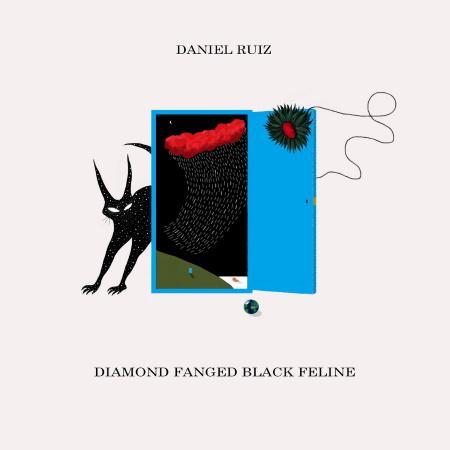 Daniel Ruiz: Diamond Fanged Black Feline