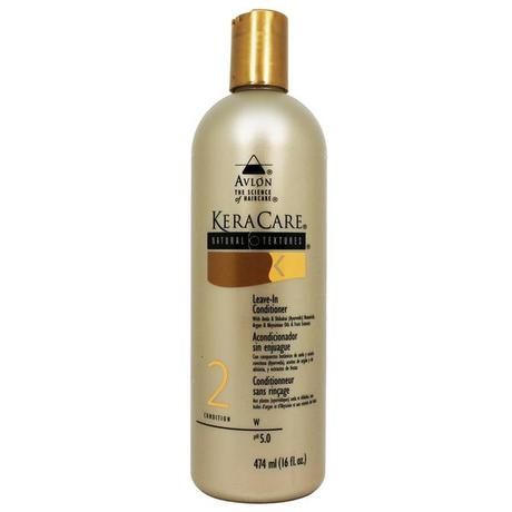 KeraCare Natural Texture Leave-In Conditioner Review - Paperblog