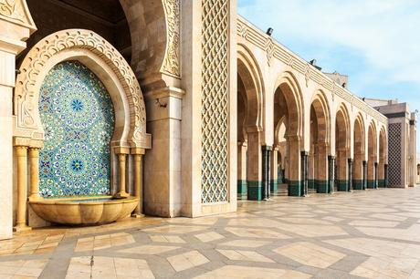 Hassan II Mosque of Casablanca - destinations we can't wait to visit