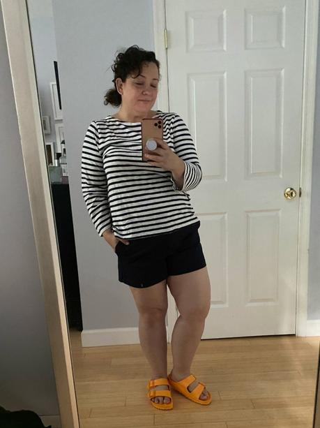 What I Wore Recently