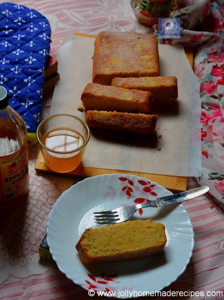 How to make Apple Cider Cake Recipe