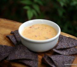 Cheese/Queso Dip