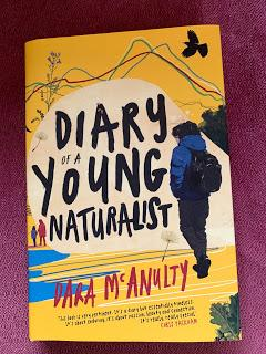 Book Review: Diary of a Young Naturalist by Dara McAnulty