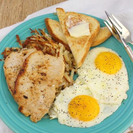 Country Biscuit Breakfast #FoodieExtravaganza