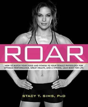 Books for Personal Trainers - Roar by Stacy Sims