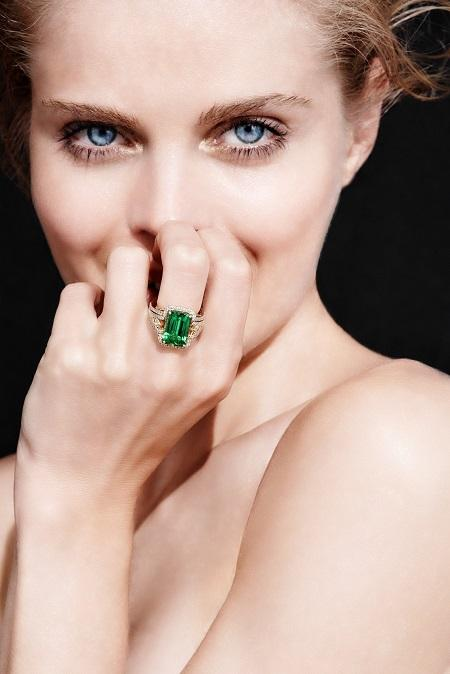 Kat Florence Launches Rare Collection of Muzo Emeralds