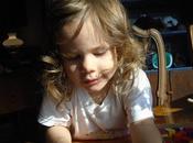 More Josie--Tiny Blocks Dress Bubbles