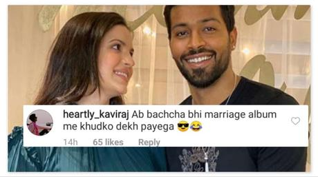 Fans reaction on Hardik Pandya Shocking news about Natasha Pregnancy