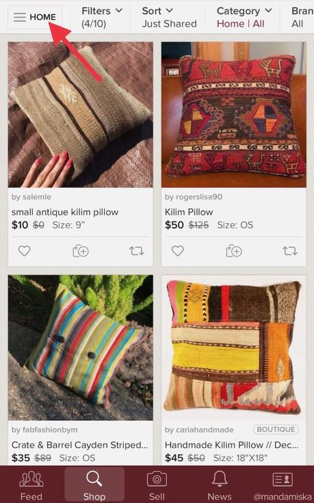 How to Make Money on Poshmark
