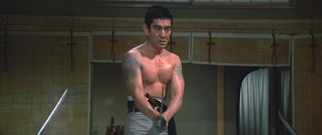 The Yakuza: Ken Takakura's Navy Baracuta G9