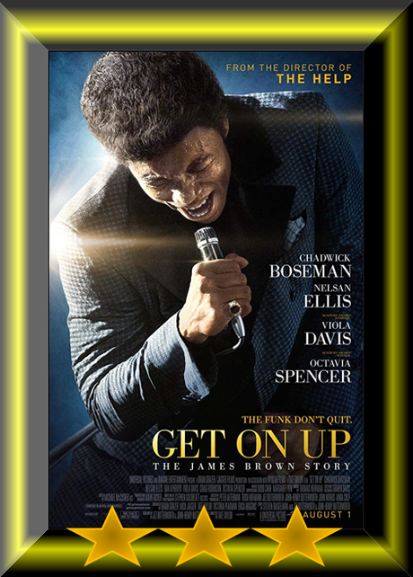 Get on Up (2014) Movie Review