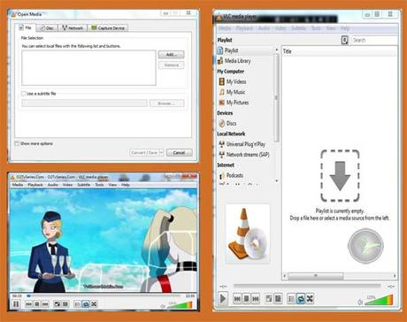 How To Convert Portrait Video To Landscape Using VLC Player