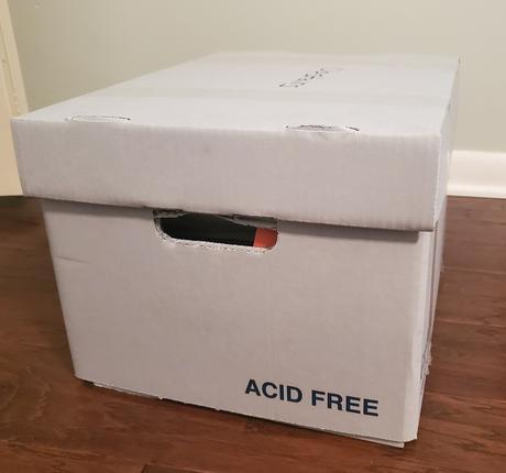Acid free box