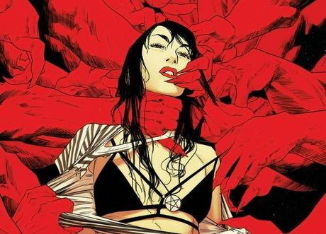 Faithless II #1 by Azzarello & Llovet – Preview