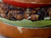 Creole Sweet Potato Black Bean Burger