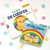 Early Language Learning with Canticos: Bilingual Board Books for Babies, Toddlers and Preschoolers