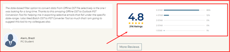 SysTools OST Converter Reviews 2020 | Should You Buy It?
