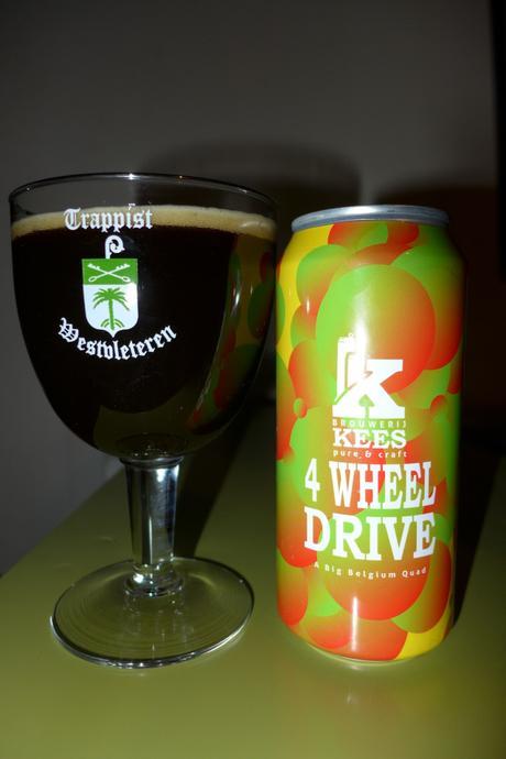 Tasting Notes:  Kees: Multi Beer: Pohjala: 4 Wheel Drive