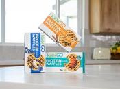 Kashi Expands with Line Protein Waffles