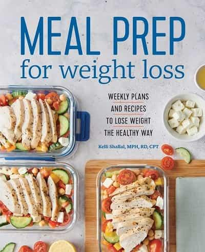 Best Meal Prep Cookbooks - Meal Prep for Weight Loss
