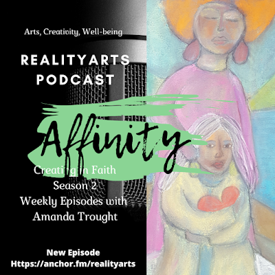 Affinity - Creating in Faith - Podcast