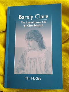 Review: Barely Clare - The Little-Known Life of Clare Mackail