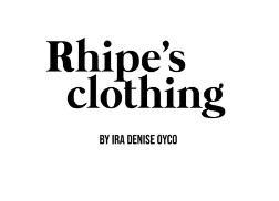 Rhipe's Clothing logo