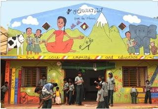 A day in an NGO